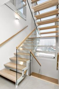 Stairs, Glass, Home Decor, Stairway, Decoration Home, Drinkware, Room Decor, Corning Glass, Staircases