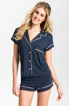 "Eberjay ""Gisele"" Shortie Pajamas at Drench Day Spa.. love these! They are SO soft and comfortable!"