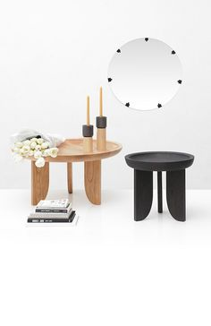 Dish Coffee Table by Grain