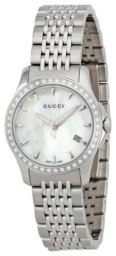 f6132968cbaee Gucci Women s YA126506 Gucci Timeless Watch