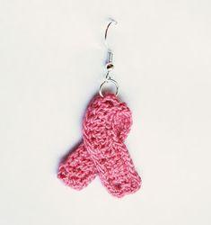 Awareness Ribbon Earrings « The Yarn Box