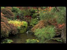 Autumn at The Butchart Gardens