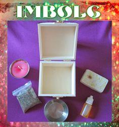 Imbolc witch s box