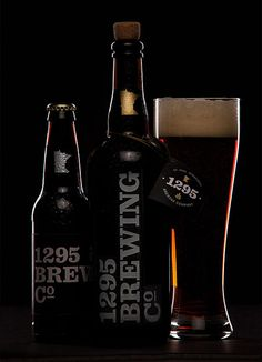 1295 Brewing Company Bottles