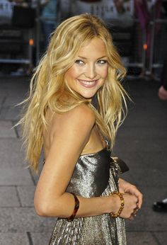 Kate Hudson...LOVE her glamourous style that seems to come off effortless and her always happy glow!