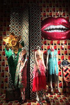 Mizhattan - Sensible living with style: *SUNDAY WINDOW SHOPPING* Bergdorf Goodman (Feb '16)