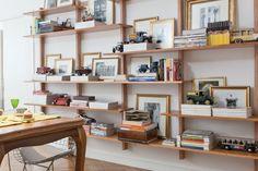 Una galería con distintas ideas para que te inspires a la hora de elegir una biblioteca para tu casa