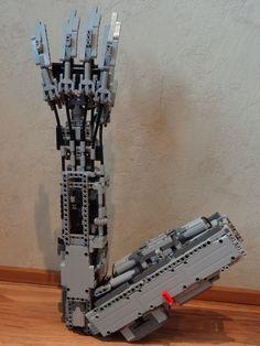 Lego Technic Artificial Arm
