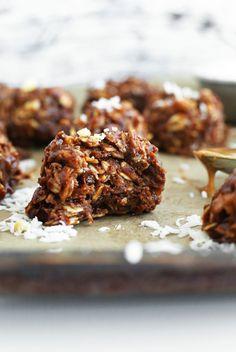 Galletas de chocolate sin cocción para hacer en 10 minutos | Notas | La Bioguía