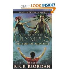 I read this book before reading any of the other Percy Jackson book. I loved it but should have read the other books in the series first. Owain