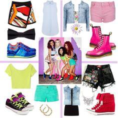 Wingsv Little Mix Outfits, Polyvore, Image, Fashion, Moda, Fashion Styles, Fashion Illustrations