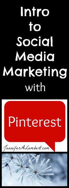 Social Media Marketing with Pinterest