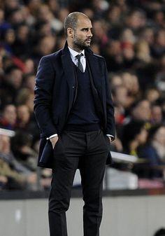Pep Guardiola -  FC Bayern Munich (Manager, since 2013)