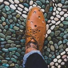 Fancy - Spritz Leather Shoes