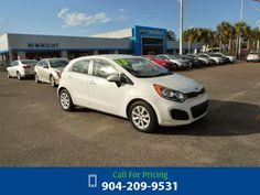 2013 Kia Rio LX Call for Price  miles 904-209-9531 Transmission: Automatic  #Kia #Rio #used #cars #NimnichtChevrolet #Jacksonville #FL #tapcars