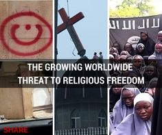 Increasingly vicious and aggressive assaults on religious freedom happening today all over the globe. MUST READ: http://alln.cc/1rYTXrF
