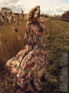 """Field Day"" Vogue Spain June 2016"