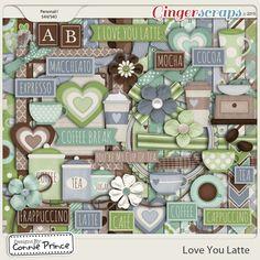 Love You Latte - Kit
