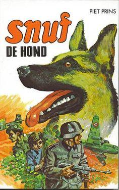 Snuf de hond, ik heb ze allemaal gelezen. Prachtige boeken!