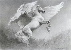 Engel paard 3