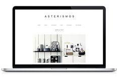Responsive WP Theme - Asterismos