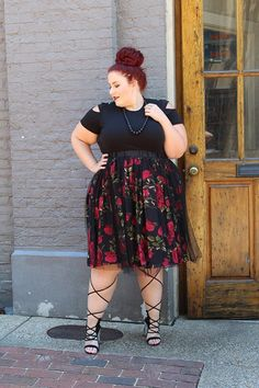 Plus Size Fashion for Women | Curves, Curls and Clothes (Fitness Clothes Curvy)