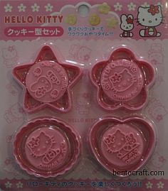 Hello Kitty Cookies Cutter / Mould