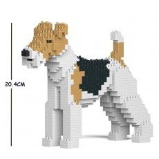 Lego Wire Fox Terrier!