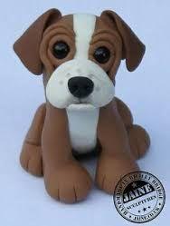 Resultado de imagen para perros en porcelana fria