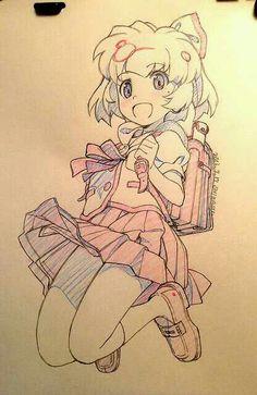 Getting ku goes ga ma と rather Anime Drawings Sketches, Anime Sketch, Manga Drawing, Manga Art, Anime Art, Manga Illustration, Character Illustration, Character Art, Character Design