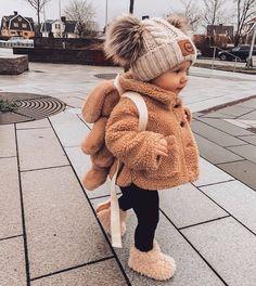 Pin by Isabelscheuermann on Baby Baby boy outfits Baby winter Winter baby clothes baby boy clothes isabelscheuermann outfits pin winter So Cute Baby, Cute Babies, Baby Kids, Baby Baby, Cute Children, Children Style, 19 Kids, Cute Little Girls, Baby Girl Newborn