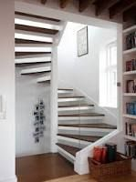 square spiral staircase plans hall - Google Search