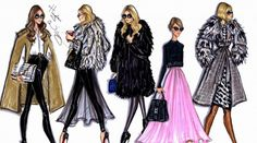 Hayden Williams, il fashion illustrator che fa impazzire le star