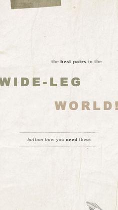 Wide Pants, Cargo Pants, Alegria Shoes, Flare Pants, Sophisticated Style, Dress Codes, Wide Leg, Fashion Beauty, Leather Pants