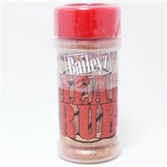 Burgers-yes! Fries-yes! Chicken- yes! This sauce is so versatile. Try it on any of your favorite foods!  http://www.buynebraska.com/Baileyz-Cottage-Meat-Rub-Seasoning-3-5oz-p/20177.htm
