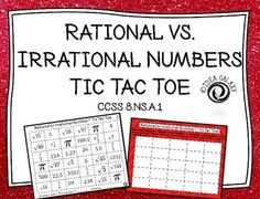rational versus irrational in the master Irrational numbers - rational vs irrational rational and irrational numbers compare, order, and graph real numbers  master teacher project overview meet the.