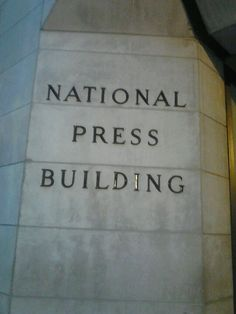 National Press Building in Washington, D.C.
