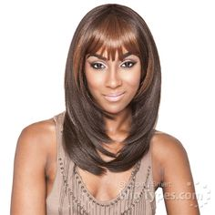 Isis Red Carpet Synthetic Hair Nominee Wig - NW14 [8713]