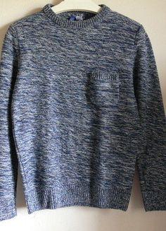Kupuj mé předměty na #vinted http://www.vinted.cz/damske-obleceni/svetry/13516635-modry-svetr-s-kapsickou
