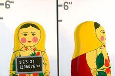 poupée russe recherchée