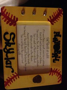 1000 Images About Softball Gift Ideas On Pinterest