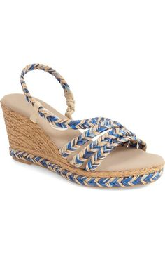 8e3eeb10c41 Onex  Marcia  Wedge Sandal (Women) available at  Nordstrom Wedge Sandals