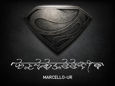 I am Marcello-Ur (marcello of the house of UR). Join your own Kryptonian House with the #ManOfSteel glyph creator http://glyphcreator.manofsteel.com/