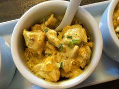 Lekker eten met Marlon: Voor op toast: Kip-kerrie-salade