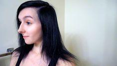 MIDNIGHT MUSE BLUE   Vidal Sassoon Ultra Vibrant Color #1BB Hair Dye  Spooky Ch Vidal Sassoon Hair Color, Muse, Blue Hair, Dyed Hair, Vibrant Colors, Chic, Modern, Calgary, Posts