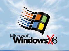 Das ist es also, das neue Logo von Windows 8