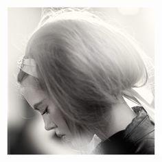fall show hair.