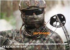 Chiefs Kryptek Fast Dry Multipurpose Neckerchief Outdoor  Military Neck Scarf Snood Scarf Hat+Free shipping(SKU12050635)