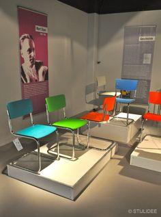 Thonet toont tijdloos design van retro buisframe meubelen | Fotografie: STIJLIDEE Interieuradvies en Styling