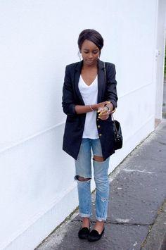 Tabitha #frenchblogger #fashion #spritzi
